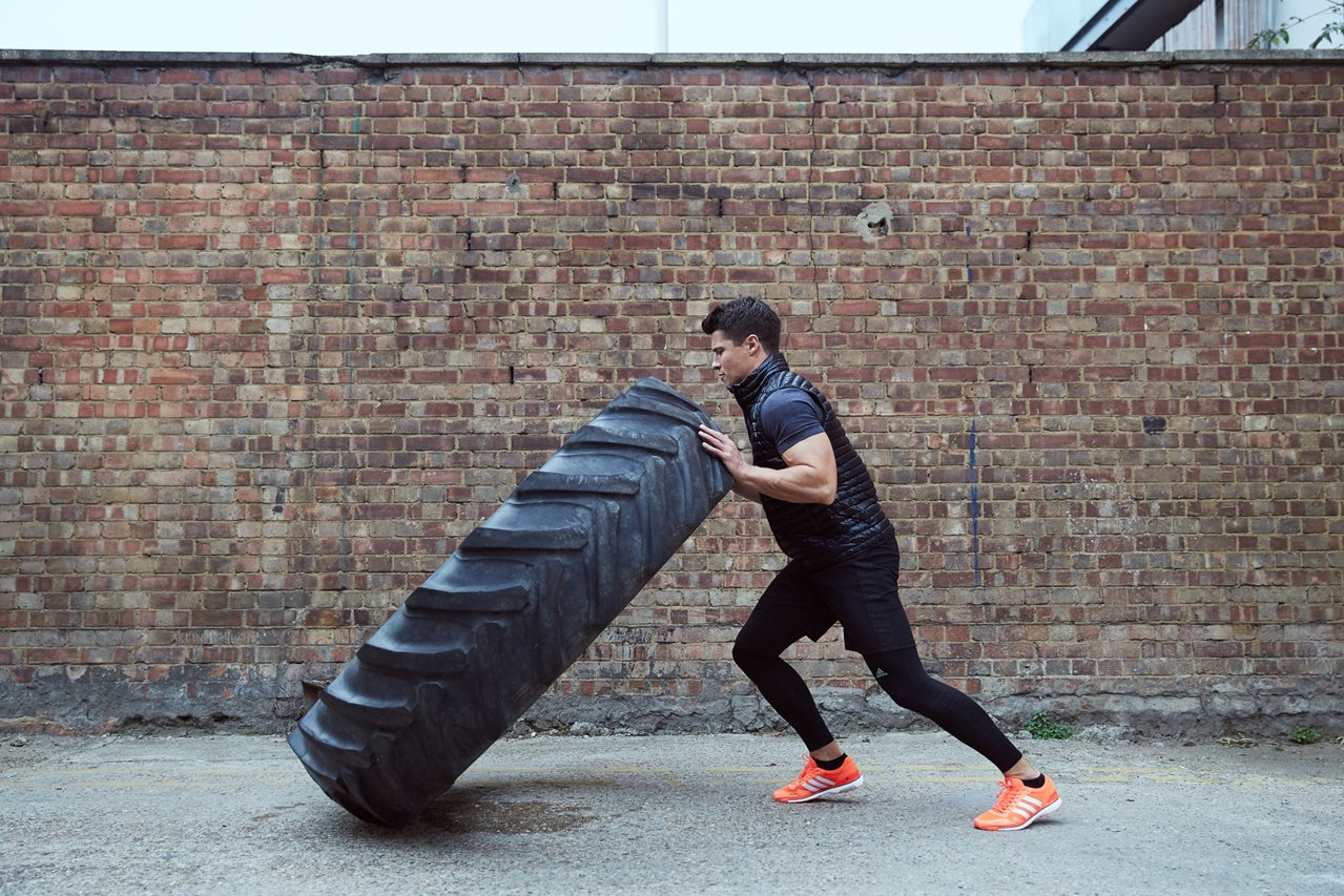 Three Strong Man Workouts To Get You Through Spring