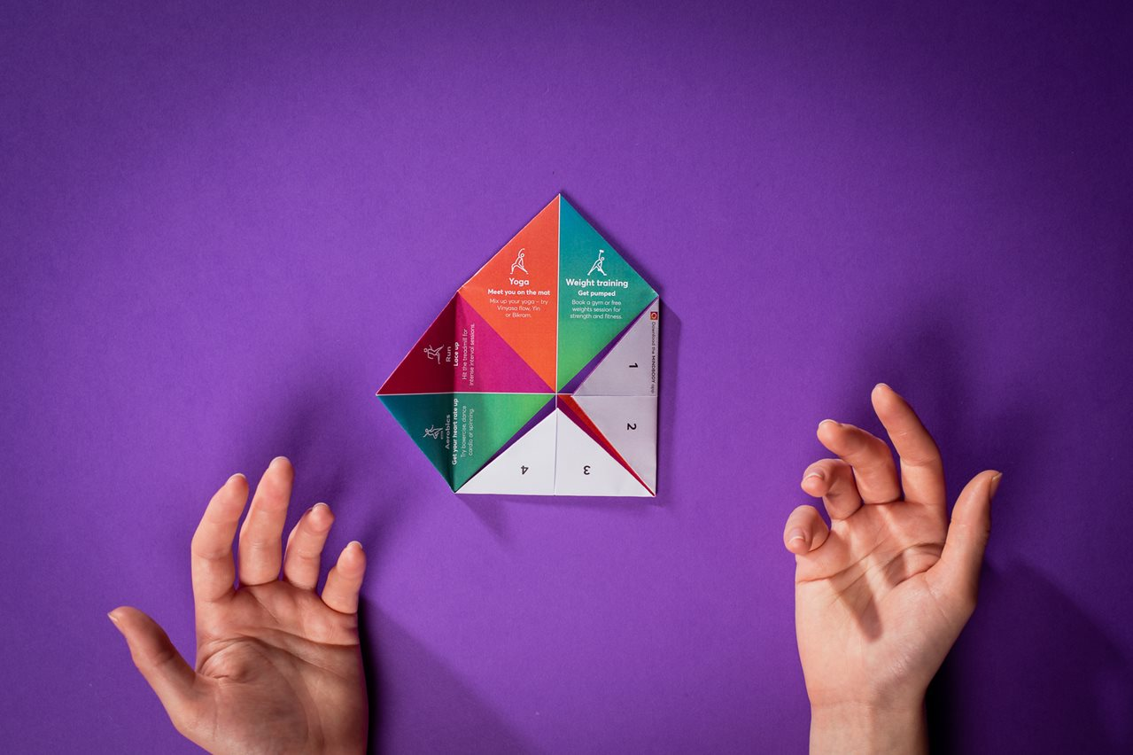 Beat Decision Fatigue With This Fitness Fortune Teller