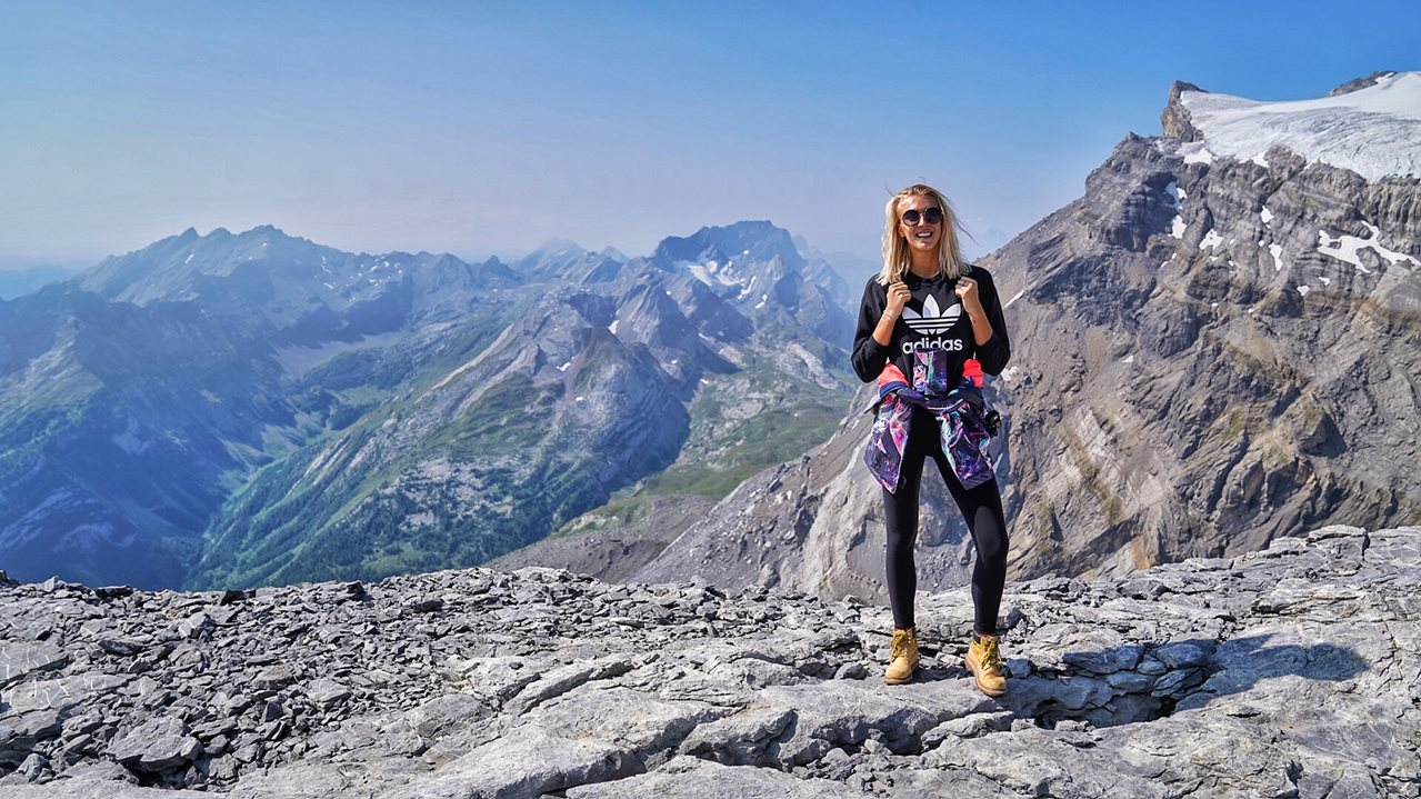 Hiking Tips From Zanna Van Dijk