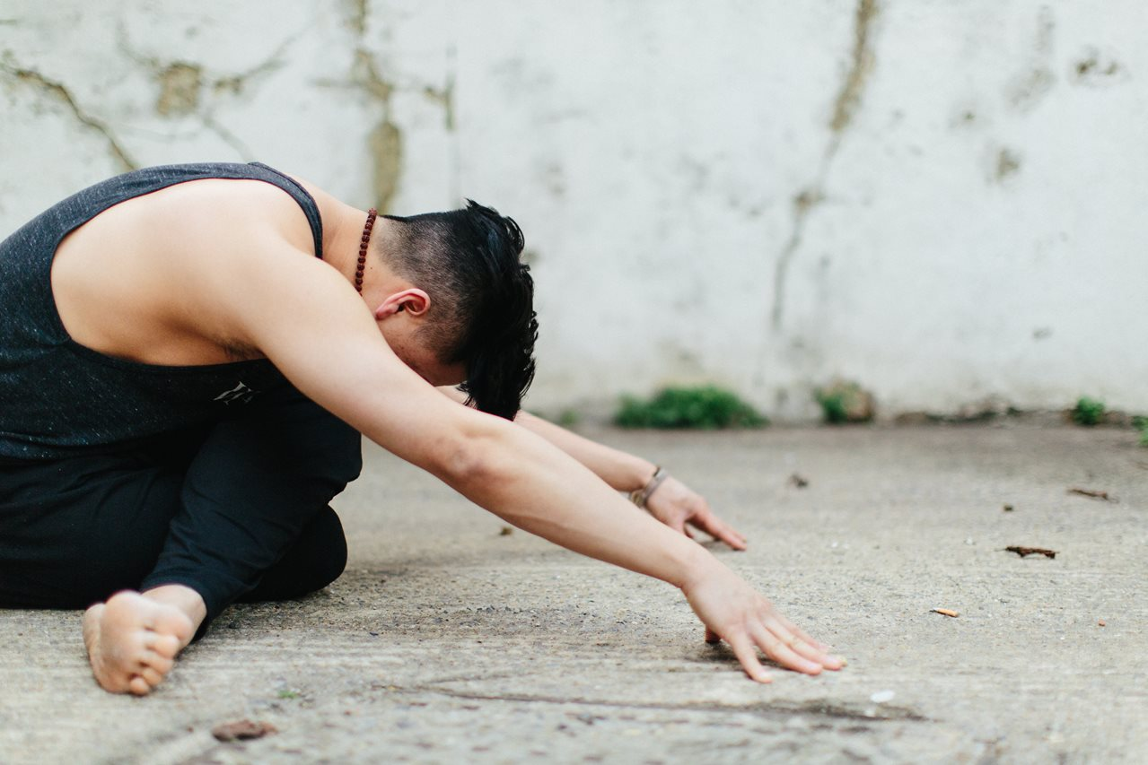 About the Asana - Crow Pose