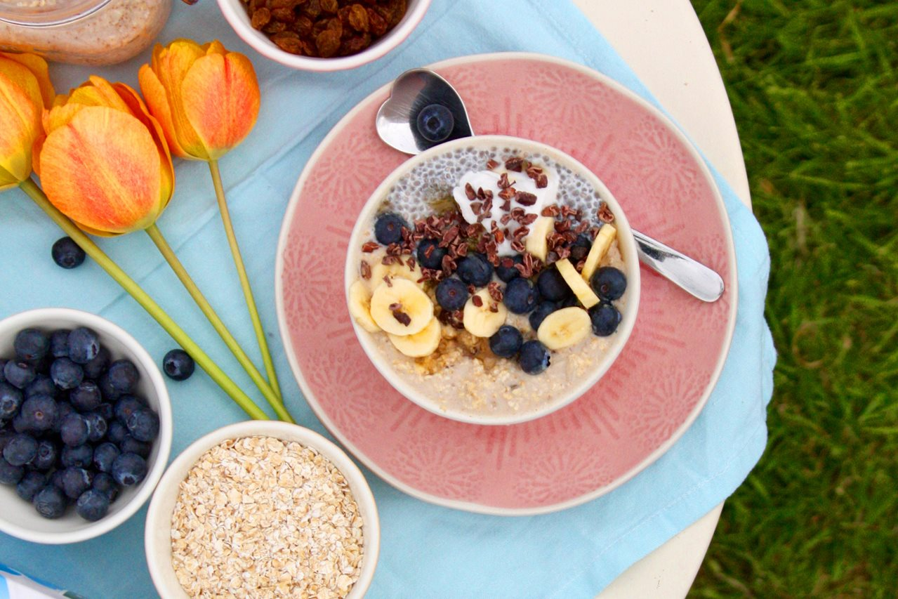 The Perfect Bircher Bowl